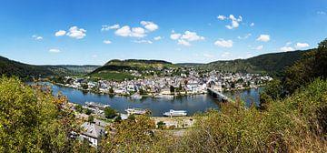 Traben - Trarbach Panorama von Frank Herrmann