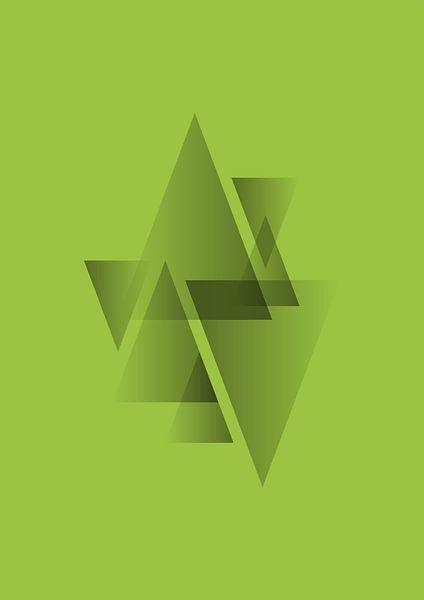 Pattern 3 (green) van Rene Hamann
