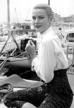 Grace Kelly, Cannes Festival van Bridgeman Images