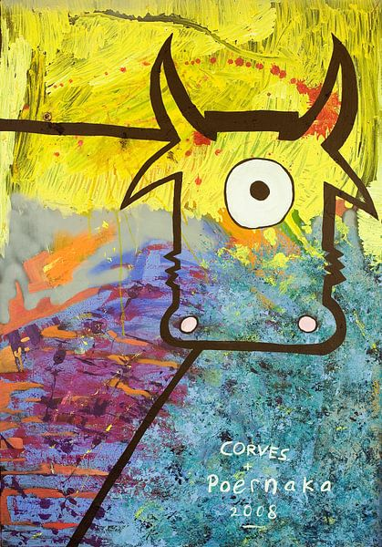 Holy Cow van Rezenne Gidey