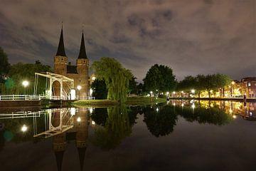 Oostpoort Delft  von Mart Beeftink