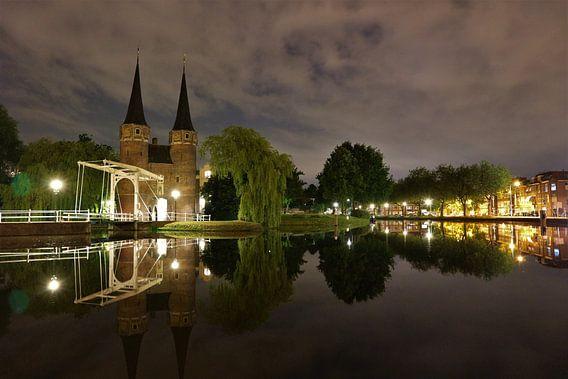 Oostpoort Delft  van Mart Beeftink