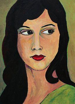 First Love van Lucienne van Leijen