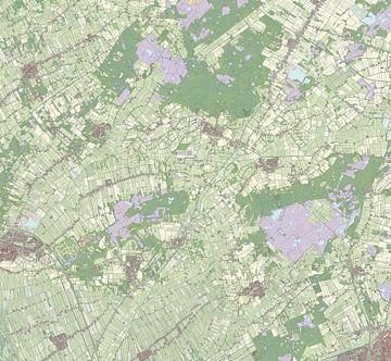 Kaart vanWesterveld