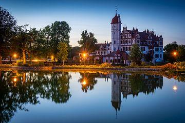 Schloss in Basedow von Martin Wasilewski