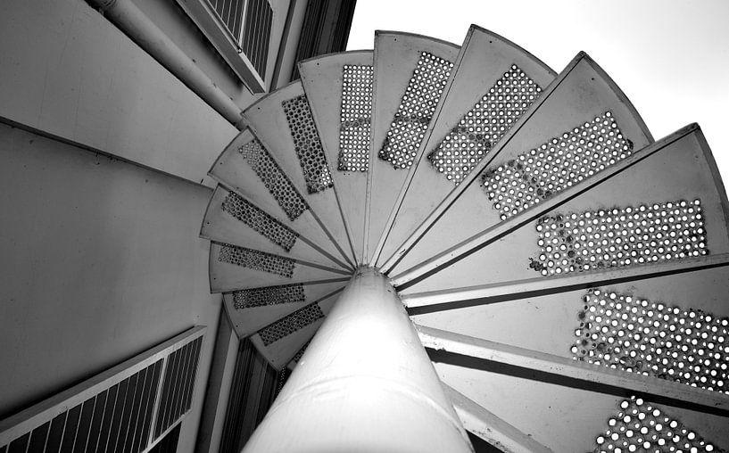 The Stairs van Brian Morgan