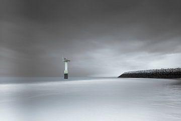 Cadzand-Leuchtturm von Ingrid Van Damme fotografie