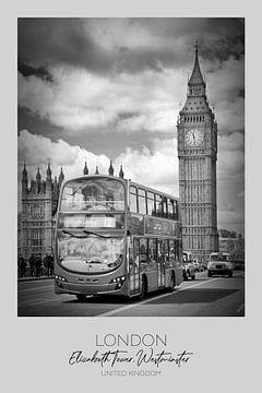 In beeld: LONDON Westminster van Melanie Viola