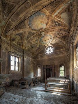 Verlassene Kirche - Lost Place von Carina Buchspies
