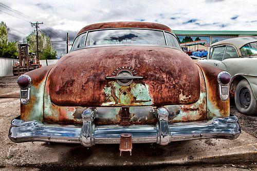 USA Oldtimer van