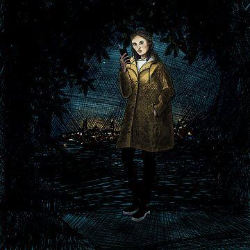Nachtwache von Lisbeth van Lintel