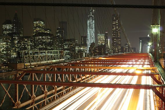 Brooklyn Bridge 2 van Merano Sanwikrama