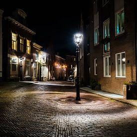 Vieille ville de Deventer sur Eddy Westdijk