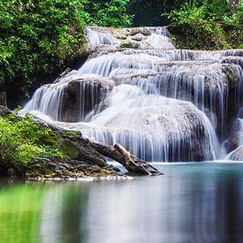 Erawan National Park van Giovanni della Primavera