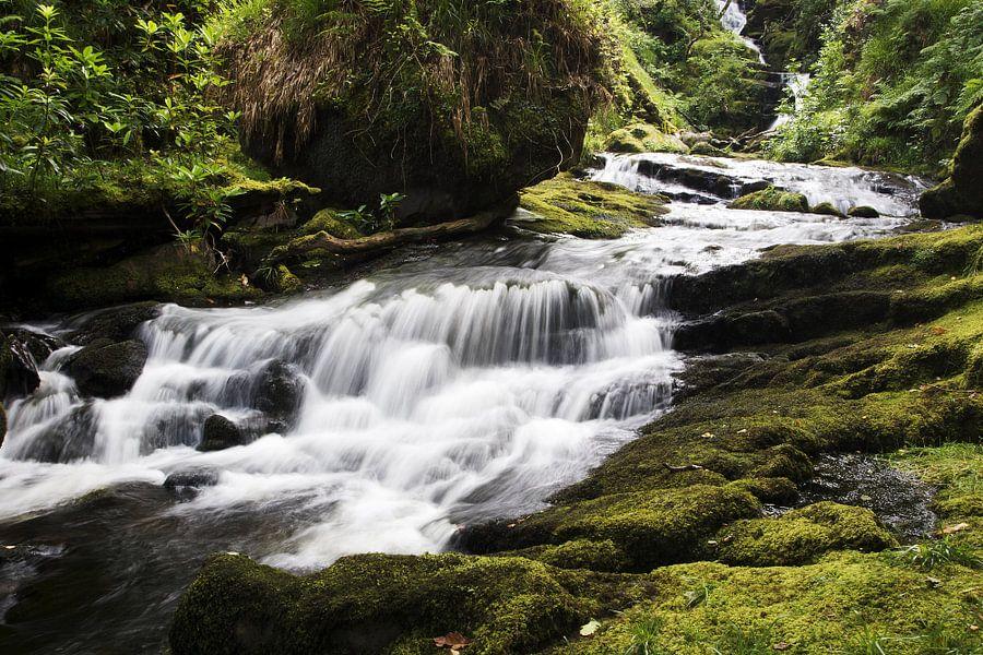 O'Sullivans Cascade waterfall van Eddo Kloosterman