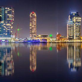 Kop van Zuid Rotterdam van Michael van der Burg