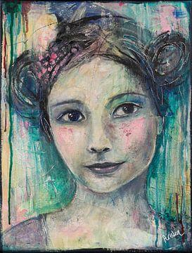 Lovely Lady 1 sur Ariska Keldermann-Simons