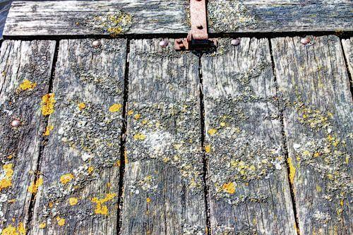 Landelijke Rustieke Houten Planken