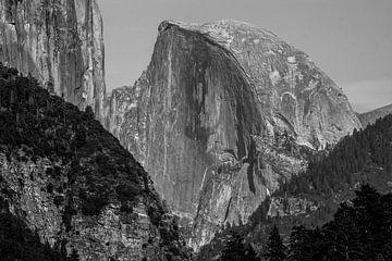 Yosemite bergen van Stefan Verheij