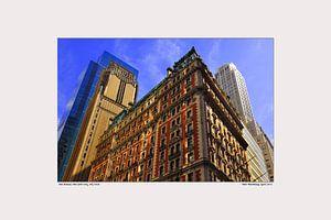 hoogbouw New York City van