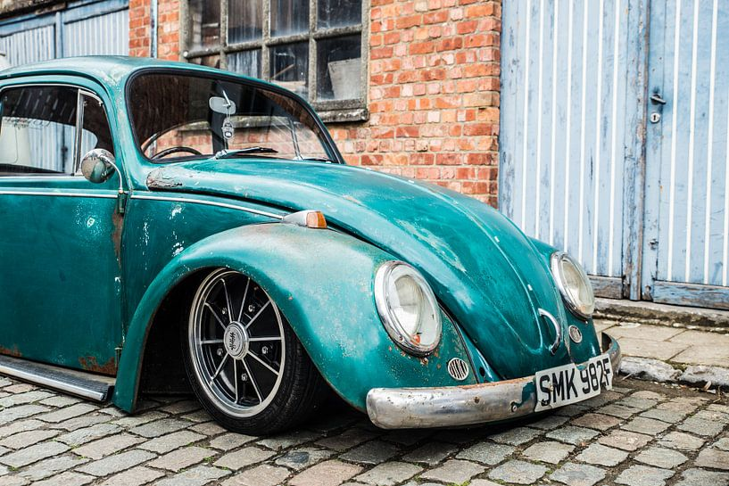 Volkswagen Beetle sur Ronald De Neve