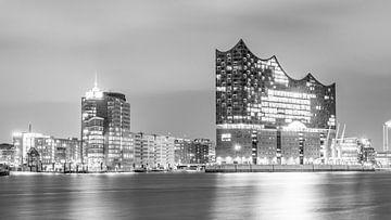 Elbphilharmonie in Hamburg von Günter Albers