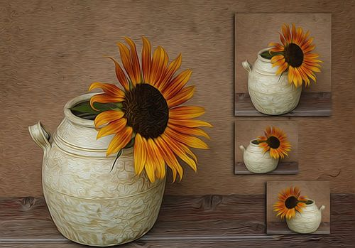 Sonnenblumen van