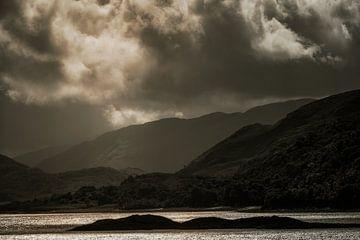 Loch Linnhe, Scottland von Pascal Raymond Dorland