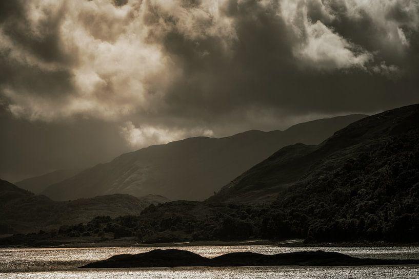 Loch Linnhe, Schotland van Pascal Raymond Dorland