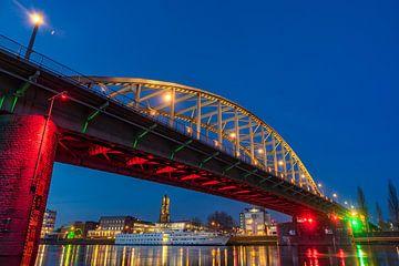 Onder de brug van Fokko Erhart