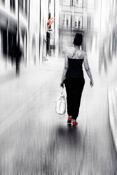 street lady van Claudia Moeckel