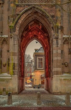 Winter in Utrecht van Robin Pics (verliefd op Utrecht)