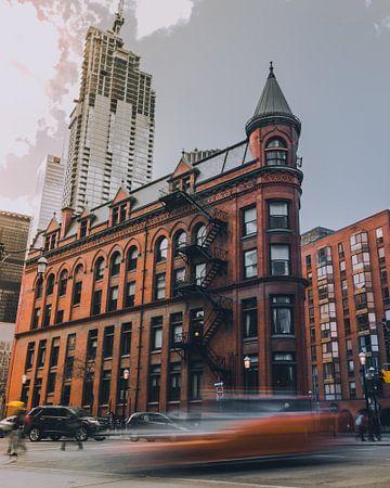 Toronto Gooderham building