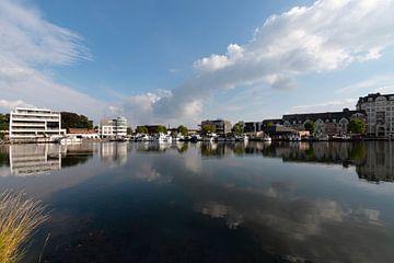 Turnhout Belgium - Nouveau port de plaisance à quai sur Marianne van der Zee
