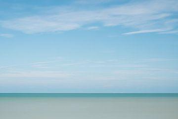 Zee en lucht  van Elles Rijsdijk