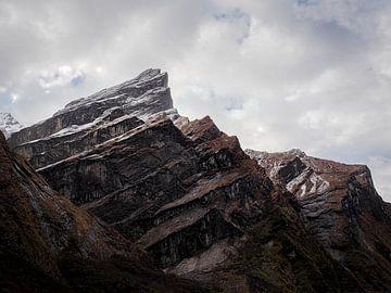 Nepal - Annapurna Track Himalaya - Uitzonderlijke bergen van Rik Pijnenburg