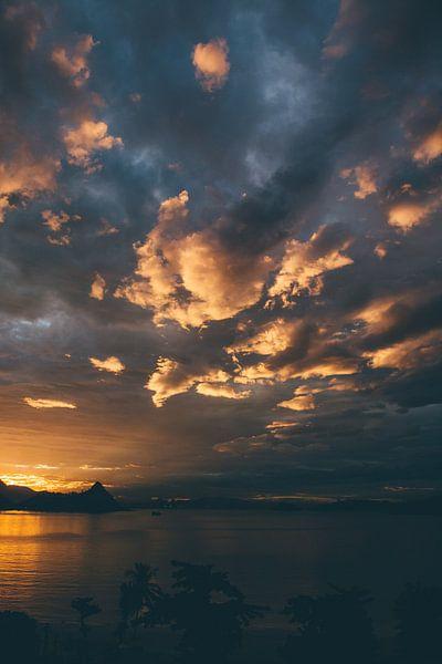 epische zondsondergang