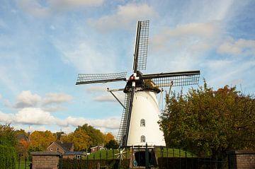 Oude windmolen von Marcel Rommens