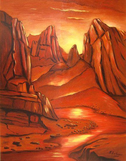 Duivel canyon