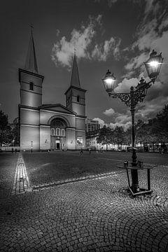 Basilika St. Laurentius Wuppertal von Jens Korte