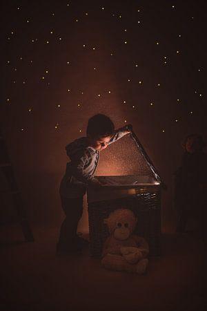 magische speelgoedmand van Nick Weijsters