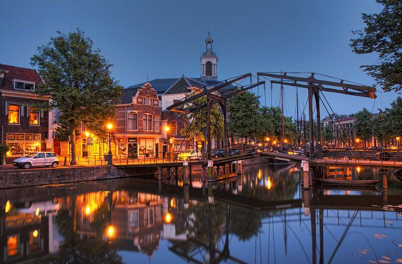 Appelmarktbrug Schiedam van Peet de Rouw