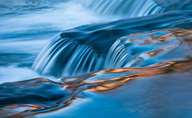 Farben des Wassers von Lukas Gawenda