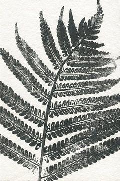 Feuille tropicale (vue dans vtwonen)