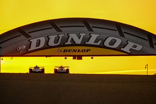Zonsopkomst in Le Mans
