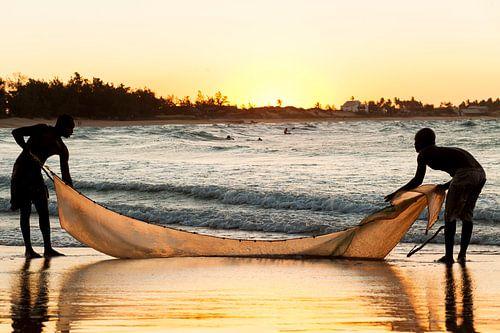 Tofo Mozambique van