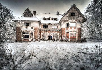 Abandoned Mansion von Cindy Maertens