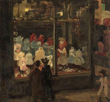 Shop Window, Isaac Israels