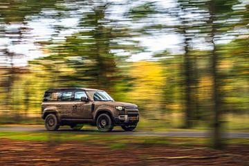 New Land Rover Defender van Bas Fransen
