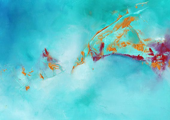 Blue Wave van Maria Kitano